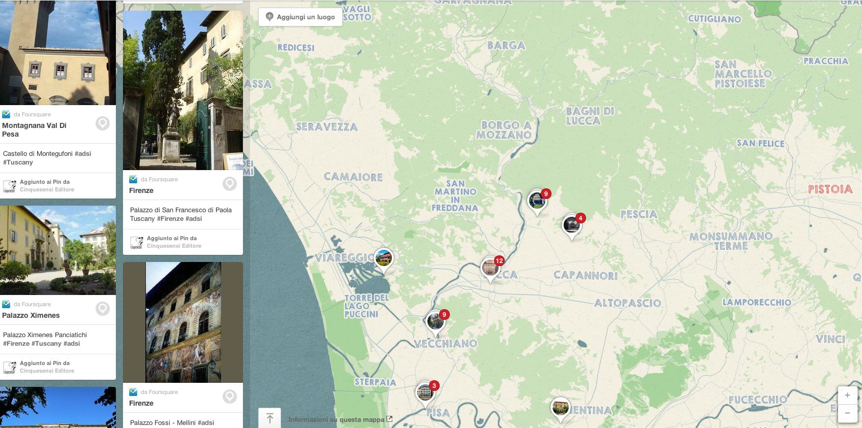 cortili e i giardini aperti 25 maggio 2014  ADSI Toscana news