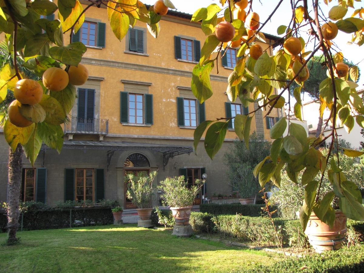 Firenze centro storico adsi toscana news - I giardini di palazzo rucellai a firenze ...