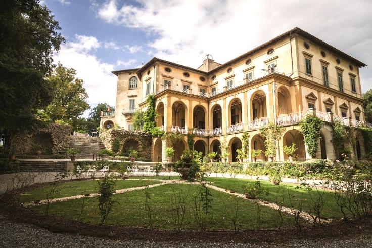 ADSI.Firenze colline.Villa di Striano