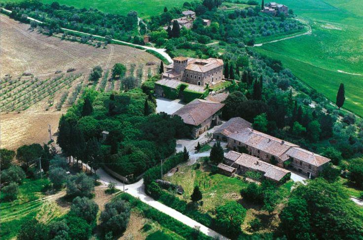 ADSI.Siena. Villa di Cosona