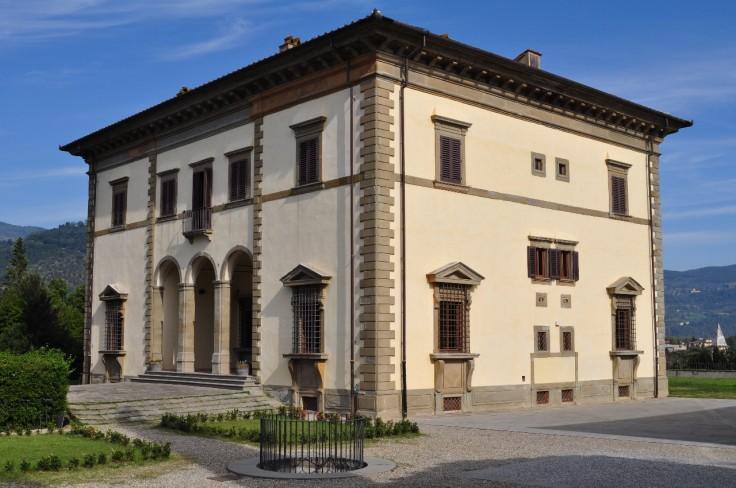 INSTAGRAM | Villa di Poggio Reale