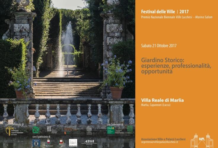 Programma Festival Ville 2017